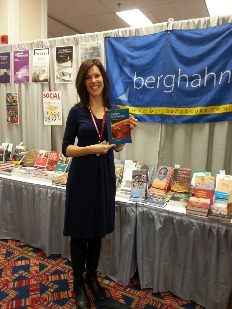 Is Aaa Worth It >> Berghahn Books - Awards, Authors, Anthropology: AAA 2014 Conference Recap