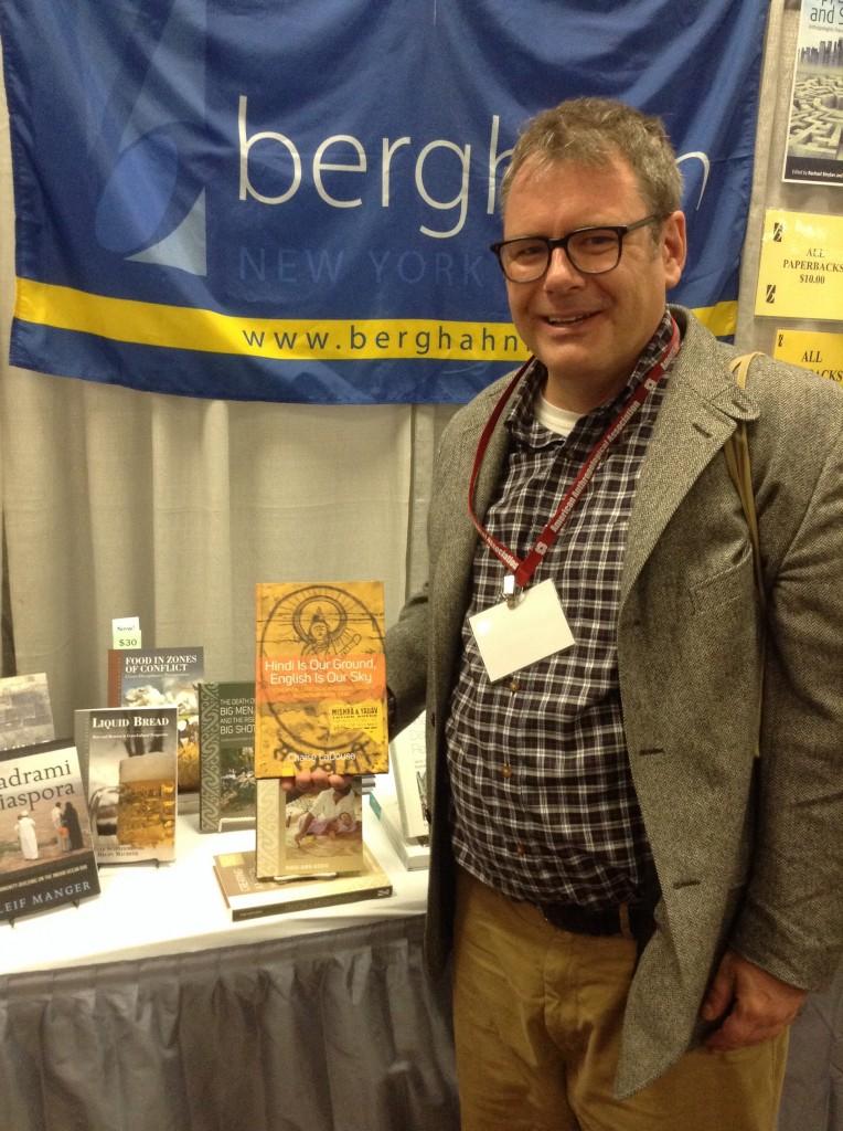 Berghahn Books - Awards, Authors, Anthropology: AAA 2014