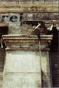 Fascade Dunkerstrasse 1993