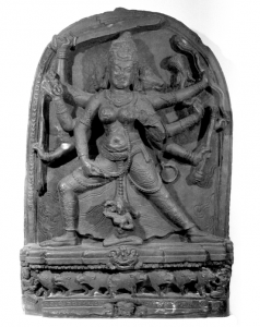Mārīcī, Buddhist goddess of warfare and evasion